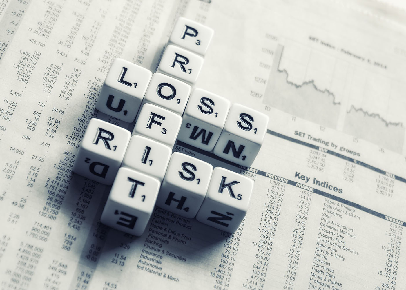 5 Steps to Determining Your Risk Tolerance