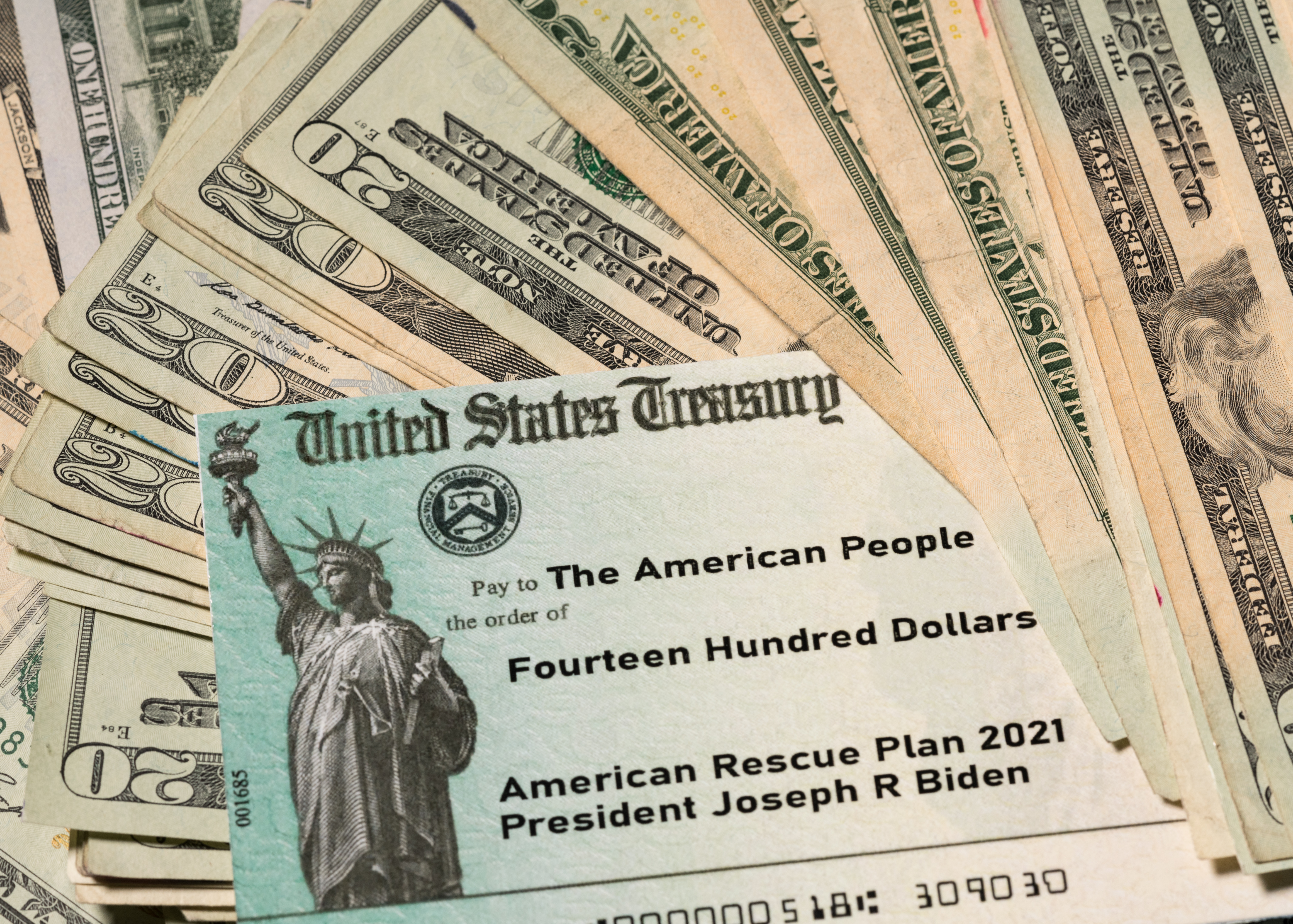 American Rescue Plan Act Provides Relief to Individuals and Businesses